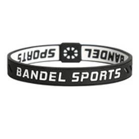 【SAC'S BAR】バンデル BANDEL SPORTS スポーツ ストリング ブレスレット ホワイト×ブラック