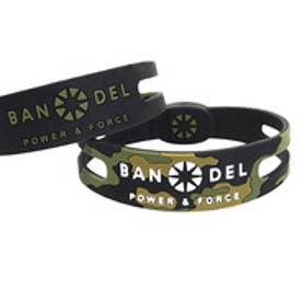 【SAC'S BAR】バンデル BANDEL ブレスレット リバーシブル カモフラージュ ダークグリーン×カモフラージュ