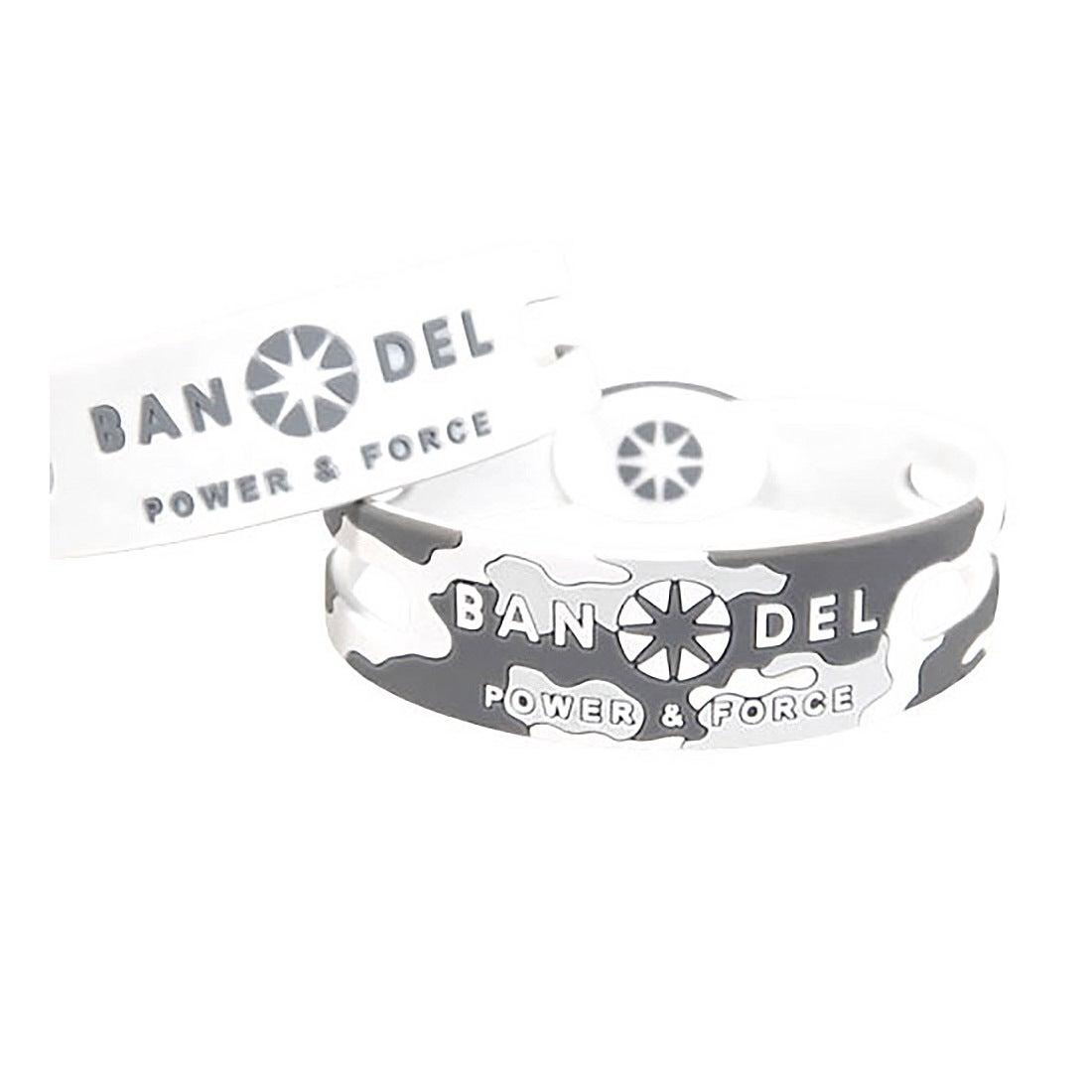 ロコンド 靴とファッションの通販サイト【SAC'S BAR】バンデル BANDEL ブレスレット リバーシブル カモフラージュ ホワイトxカモフラージュ