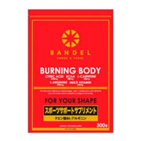 【SAC'S BAR】バーニングボディ バンデル 300g イエロー