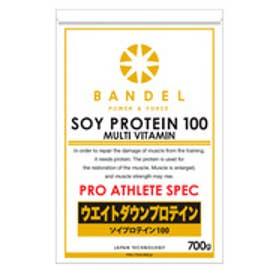 【SAC'S BAR】ソイプロテイン 100 バンデル 700g プレーン