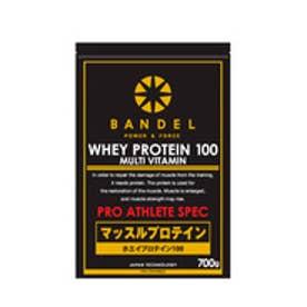 【SAC'S BAR】ホエイプロテイン 100 バンデル 700g バニラ