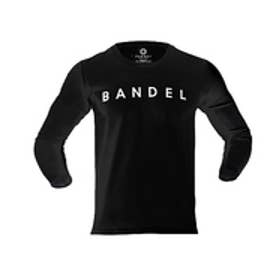 【SAC'S BAR】バンデル BANDEL ロングTシャツ ロゴ (クルーネック) ブラック