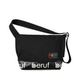 【SAC'S BAR】ベルーフバッゲージ beruf baggage ショルダーバッグ brf-02M-CD BLACK/BLACK