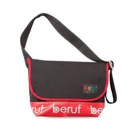 【SAC'S BAR】ベルーフバッゲージ beruf baggage ショルダーバッグ brf-02M-CD BLACK/RED