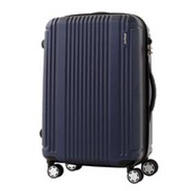 【SAC'S BAR】バーマス BERMAS スーツケース 60264 60254 68cm プレステージ2 ファスナータイプ 【60】ネイビー