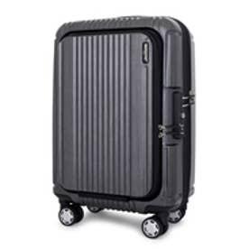 【SAC'S BAR】バーマス BERMAS スーツケース 60261 49cm プレステージ2 【10】ブラック