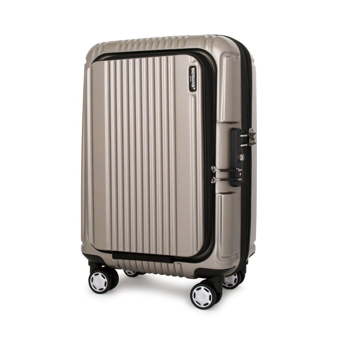 ロコンド 靴とファッションの通販サイト【SAC'SBAR】バーマスBERMASスーツケース6026149cmプレステージ2【23】ゴールド