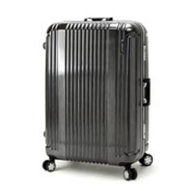 【SAC'S BAR】バーマス BERMAS スーツケース 60266 68cm プレステージ2 【71】ブラックヘアライン