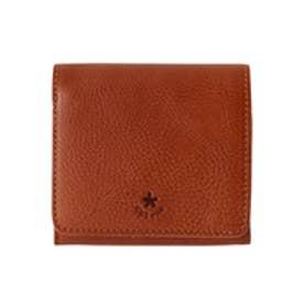 【SAC'S BAR】コットーネ cotone 二つ折り財布 81844 ファミリー 【50】ブラウン