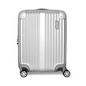 【SAC'S BAR】コールマン Coleman スーツケース 14-54 46cm アルマイト 【06】シルバー
