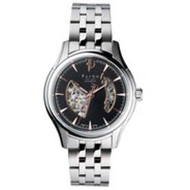 【SAC'S BAR】フルボデザイン Furbo design 腕時計 F5025N ブラック×シルバー