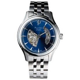 【SAC'S BAR】フルボデザイン Furbo design 腕時計 F5025N ブルー×シルバー