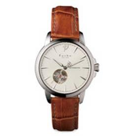 【SAC'S BAR】フルボデザイン Furbo design 腕時計 F5027S シルバー×ブラウン