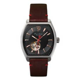 【SAC'S BAR】フルボデザイン Furbo design 腕時計 F8201 ブラック×ブラウン