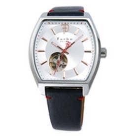 【SAC'S BAR】フルボデザイン Furbo design 腕時計 F8201 シルバー×ネイビー