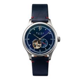 【SAC'S BAR】フルボデザイン Furbo design 腕時計 F5030 ブルー×ブルー
