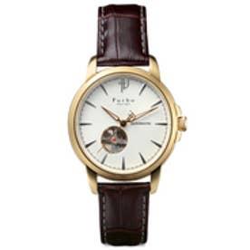 【SAC'S BAR】フルボデザイン Furbo design 腕時計 F5027 シルバー×ブラウン