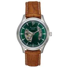 【SAC'S BAR】フルボデザイン Furbo design 腕時計 F5025 グリーン×ブラウン