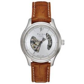 【SAC'S BAR】フルボデザイン Furbo design 腕時計 F5025 シルバー×ブラウン