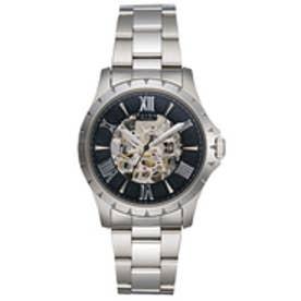 【SAC'S BAR】フルボデザイン Furbo design 腕時計 F5021 ブラック×シルバー