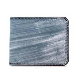 【SAC'S BAR】ファイブウッズ FIVE WOODS 二つ折り財布 38054 ブルー