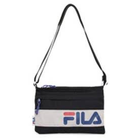 【SAC'S BAR】フィラ FILA ショルダーバッグ FL-17203 【001】ブラック