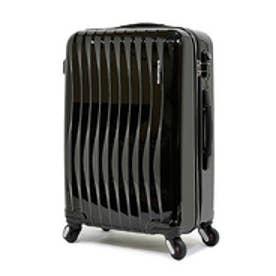 【SAC'S BAR】FREQUENTER フリクエンター WAVE スーツケース 1-621-58 58cm ブラック