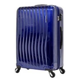 【SAC'S BAR】FREQUENTER フリクエンター WAVE スーツケース 1-621-58 58cm ネイビー