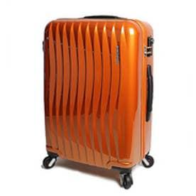 【SAC'S BAR】FREQUENTER フリクエンター WAVE スーツケース 1-621-58 58cm オレンジ