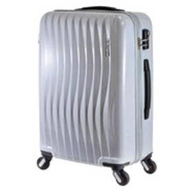 【SAC'S BAR】FREQUENTER フリクエンター WAVE スーツケース 1-621-58 58cm ヘアラインホワイト