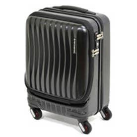 【SAC'S BAR】フリクエンター FREQUENTER スーツケース 1-216 46cm CLAM A ブラック