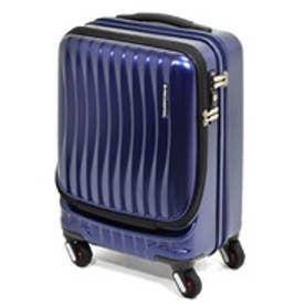 【SAC'S BAR】フリクエンター FREQUENTER スーツケース 1-216 46cm CLAM A ネイビー