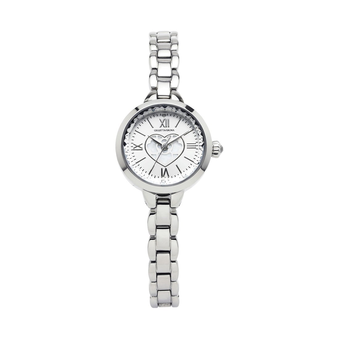 【SAC'S BAR】ジュリエッタヴェローナ GIULIETTAVERONA 腕時計 GV004S PURE GIULIETTA シルバー×シルバー