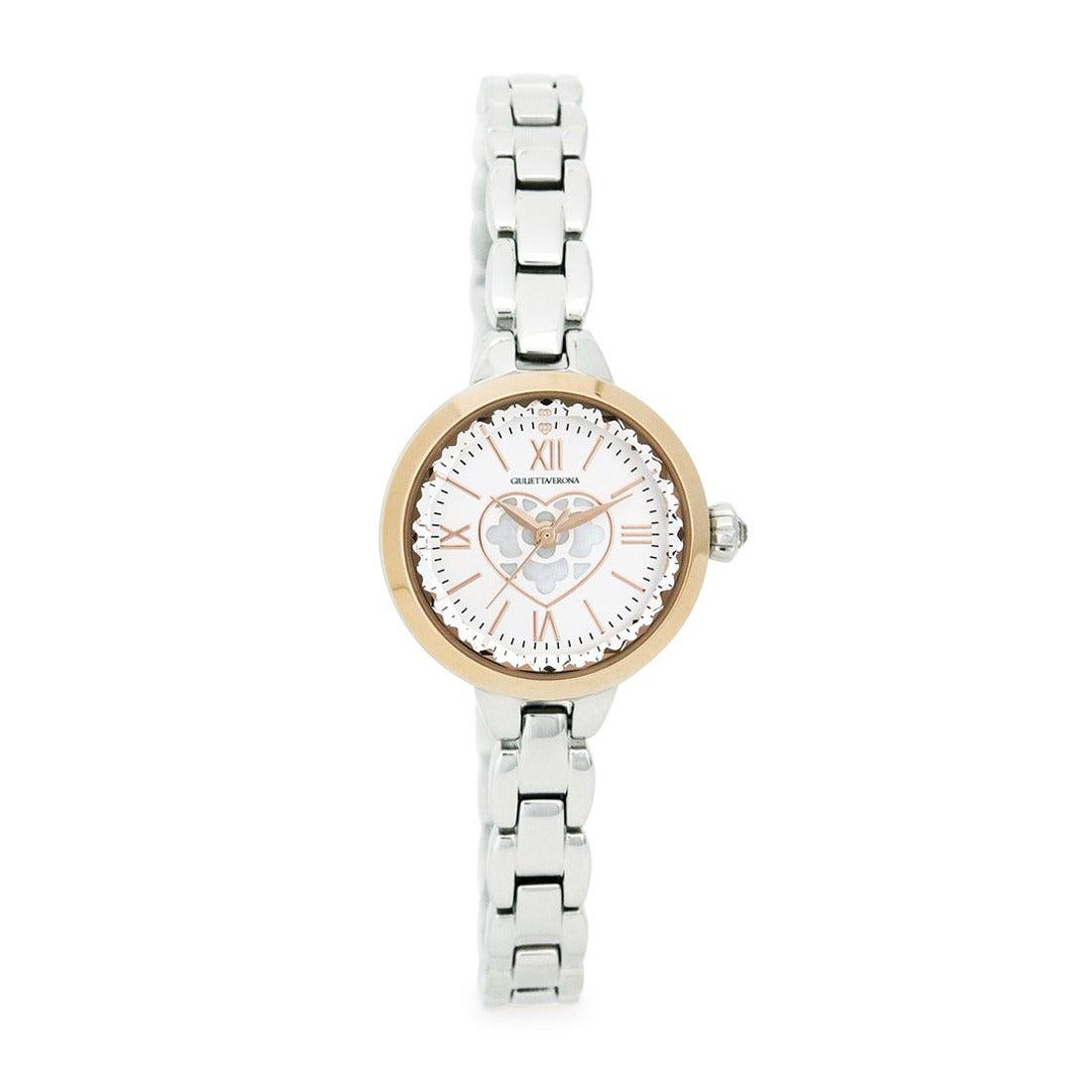 【SAC'S BAR】ジュリエッタヴェローナ GIULIETTAVERONA 腕時計 GV004T PURE GIULIETTA シルバー×シルバー