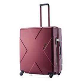 【SAC'S BAR】ヒデオワカマツ HIDEO WAKAMATSU スーツケース メガマックス 85-7595 67cm 【3】ワイン