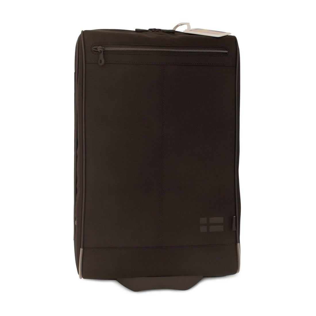【SAC'S BAR】イノベーター innovator スーツケース GI-5321CD 55cm GIコーデュラ BLACK/BLACK メンズ