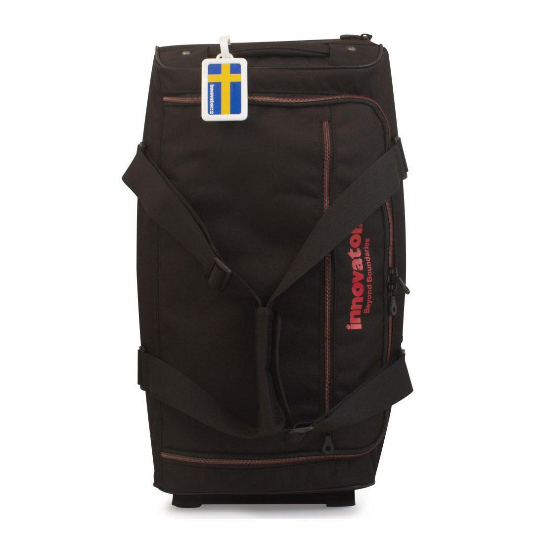 【SAC'S BAR】イノベーター innovator スーツケース GI-5322CD 66cm GIコーデュラ BLACK/RED メンズ