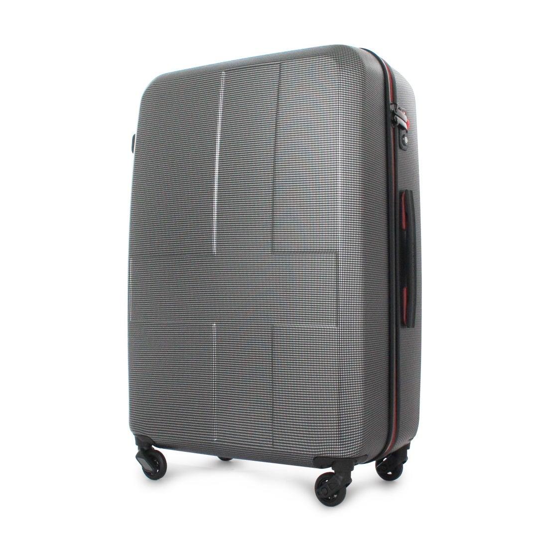 【SAC'S BAR】イノベーター スーツケース INV63/63T 63cm 【INV63】BK-CROSS-CARB メンズ