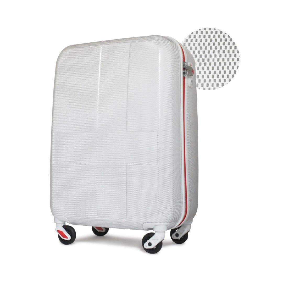 【SAC'S BAR】イノベーター スーツケース INV55/55T 55cm 【INV55】WH-CROSS-CARB メンズ