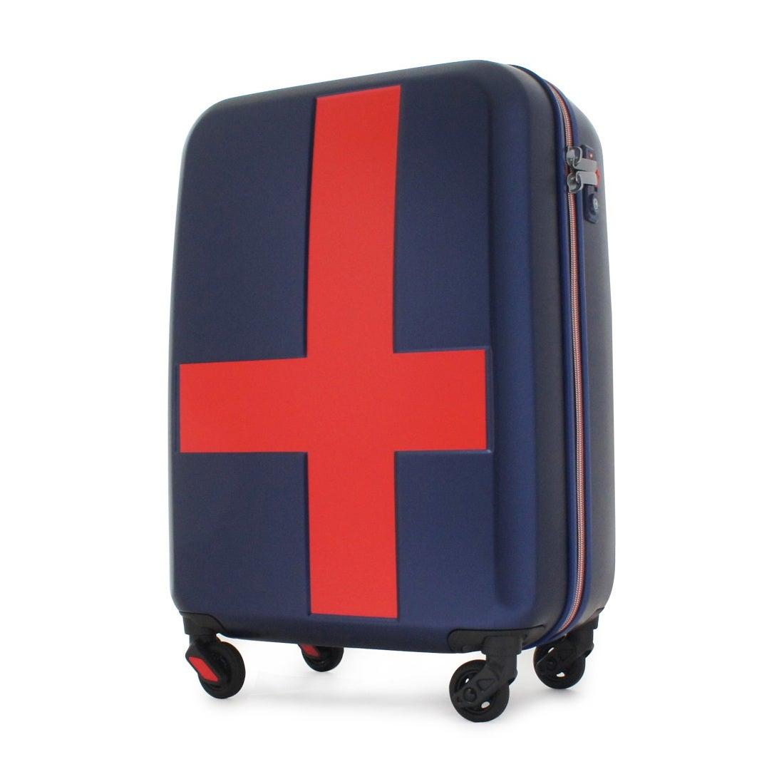 【SAC'S BAR】イノベーター スーツケース INV48/48T 48cm 【INV48T】NAVY/RED メンズ
