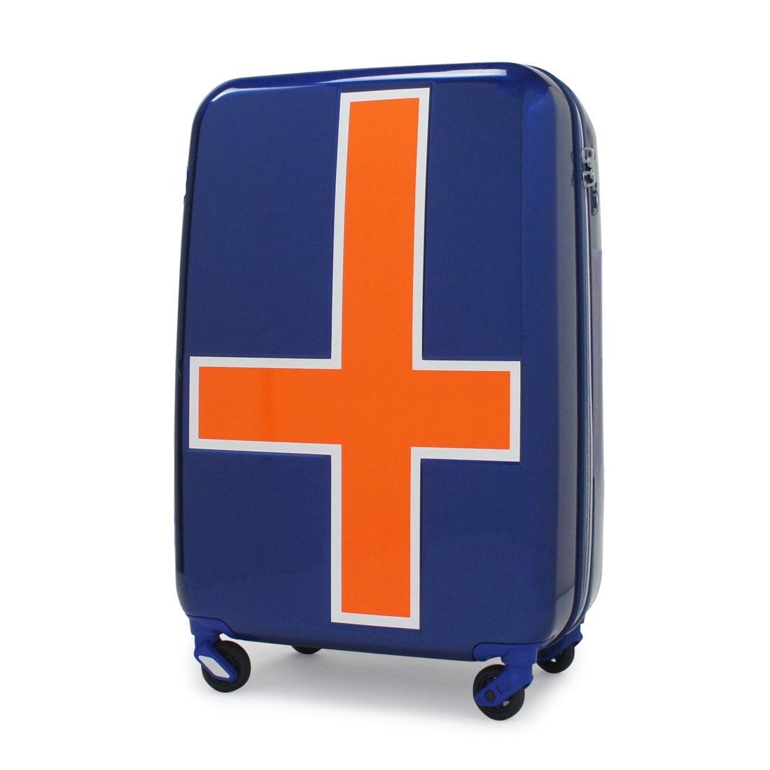 【SAC'S BAR】イノベーター スーツケース INV55/55T 55cm 【INV55】BLUE-TRICO メンズ