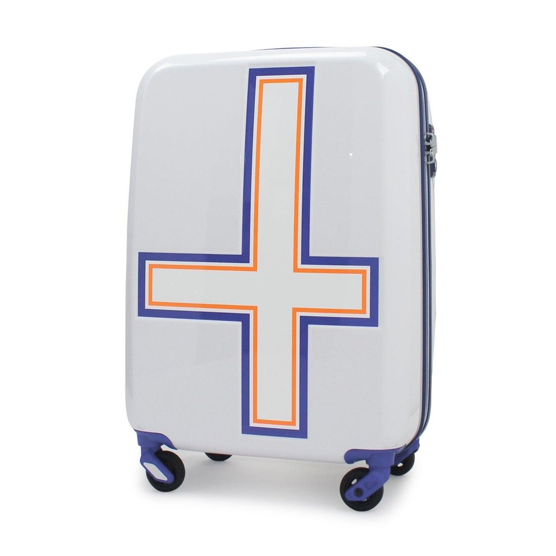 【SAC'S BAR】イノベーター スーツケース INV55/55T 55cm 【INV55】WHITE-TRICO メンズ