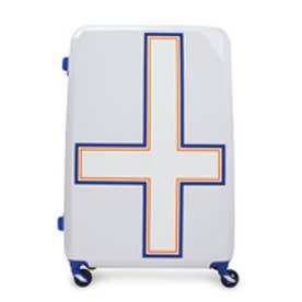 【SAC'S BAR】イノベーター スーツケース INV58T 58cm WHITE-TRICO