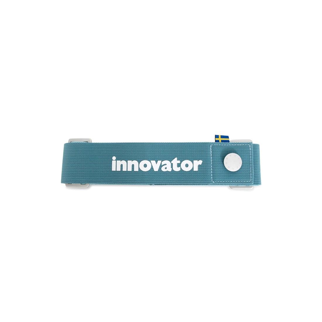 【SAC'S BAR】イノベーター innovator スーツケースベルト INT11B LIGHT-BLUE メンズ