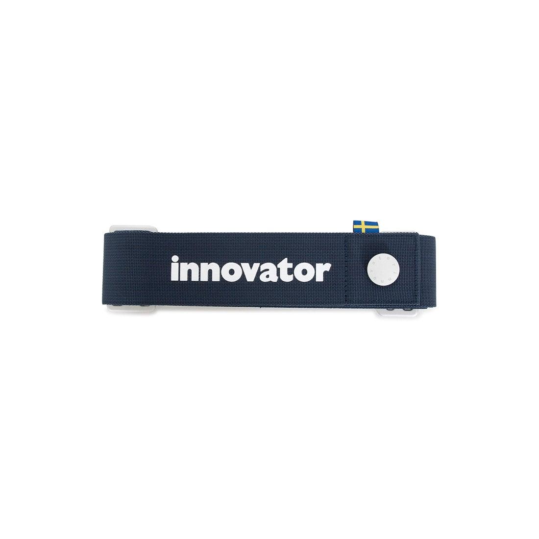 【SAC'S BAR】イノベーター innovator スーツケースベルト INT11B NAVY メンズ
