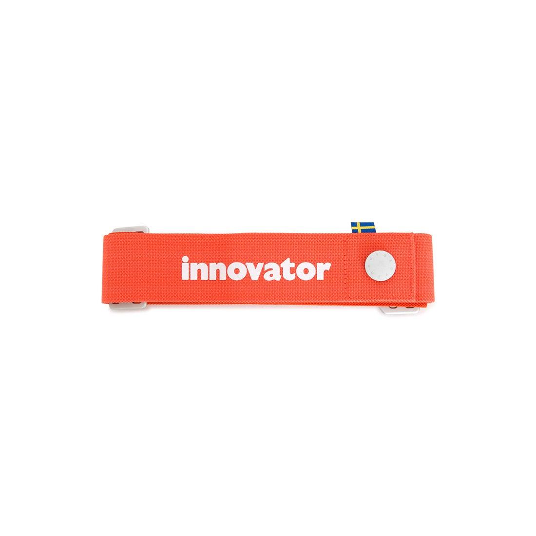 【SAC'S BAR】イノベーター innovator スーツケースベルト INT11B ORANGE メンズ