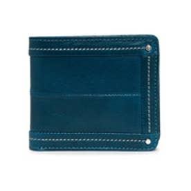 キーファーノイ 二つ折り財布 2KF54103G 【70】ブルー