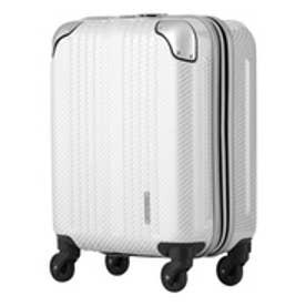 【SAC'S BAR】レジェンドウォーカー LEGEND WALKER スーツケース 6208-39 39cm BLADE ラフカーボンホワイトシルバー