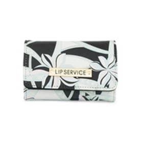 【SAC'S BAR】リップサービス LIP SERVICE キーケース LIP-0043 プチ ブラック